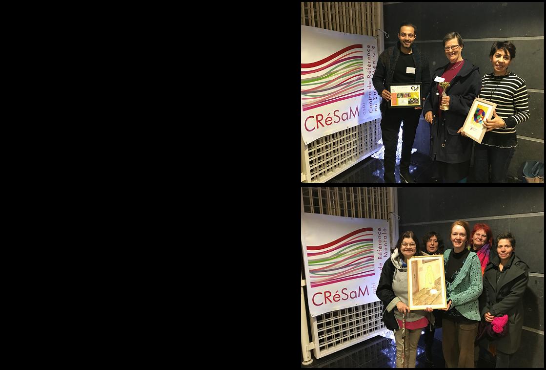 Reintegration Award 2018 - les lauréats