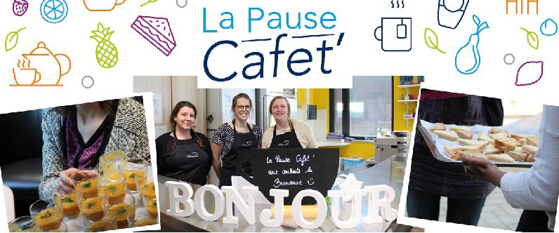 14. La Pause Cafet'