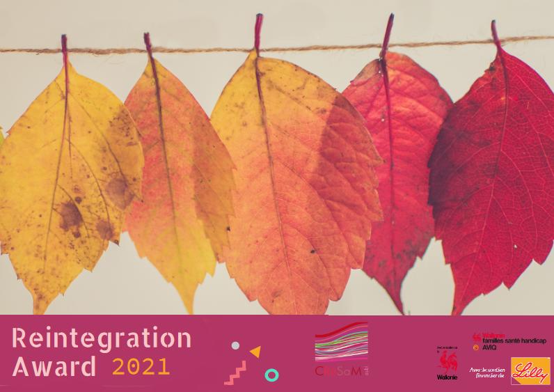 Appel à projets ! Reintegration Award, édition 2021